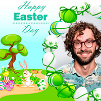 Easter E-Card for Free