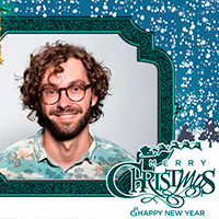Xmas Postcards Template