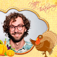 Thanksgiving Day Card Online