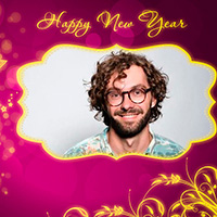 New Year Card Online