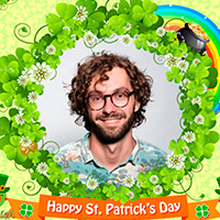 Happy St Patricks day Card