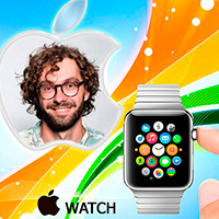 iWatch photo editing apps - Photot effects with iWatch