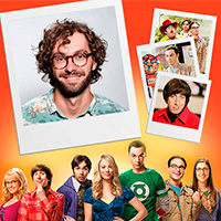 Free Big Bang Theory Cards